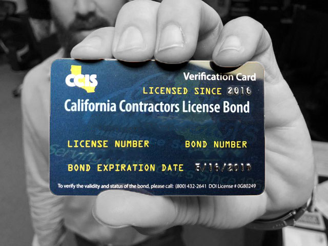 contractor license bonds | ccisbonds